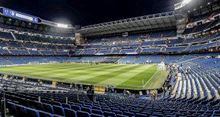 Das Estadio Santiago Bernabeu wird bald umgebaut