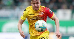 Maloney hat seinen Vertrag bei Union Berlin verlängert