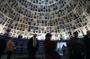 Die Holocaust-Gedenkstätte Yad Vashem in Israel