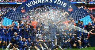 FA-Cup-Sieger feiern ab sofort alkoholfrei