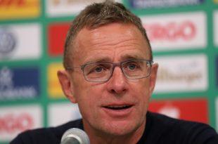 Will mit Leipzig gegen den HSV gewinnen: Ralf Rangnick