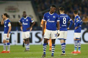 Schalke geht mit 2:5 gegen Hoffenheim unter