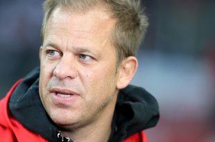 Markus Anfang steht beim 1. FC Köln wohl vor dem Aus