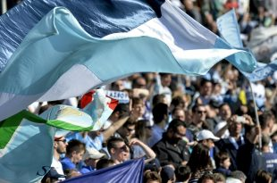 Mailand: Lazio-Ultras sorgen für Eklat