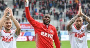Der 1. FC Köln steht vor dem siebten Sieg in Folge