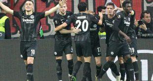 Eintracht Frankfurt trifft am Ostermontag auf Wolfsburg