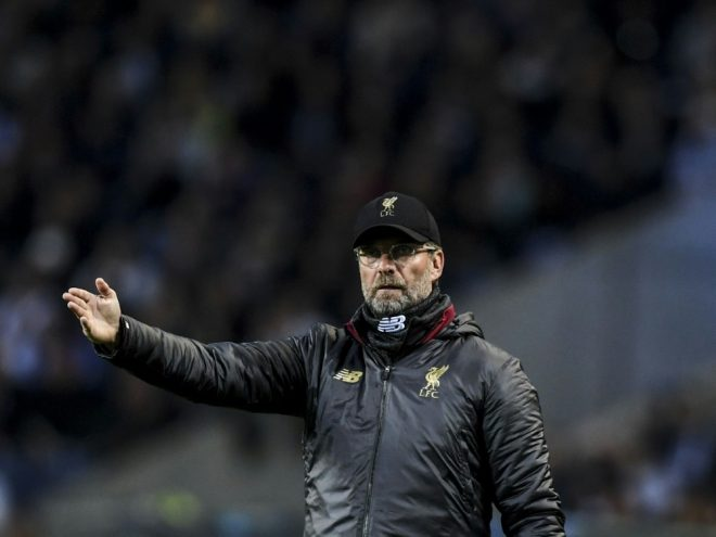 Jürgen Klopp konzentriert sich auf Cardiff