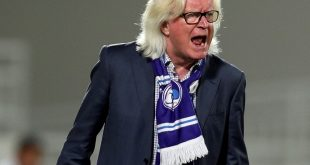 Winfried Schäfer hatte den Trainerposten 2017 übernommen