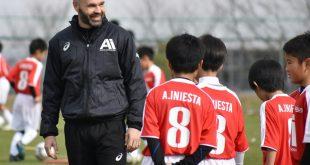 Neuer Trainer bei Vissel Kobe: Andres Iniesta