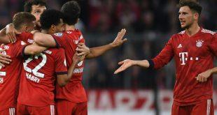 Die Bayern müssen im DFB-Pokal nach Bremen