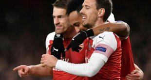 Arsenal triumphierte 2:0 gegen Neapel