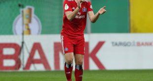 Papadopoulos feierte im Pokal sein Comeback