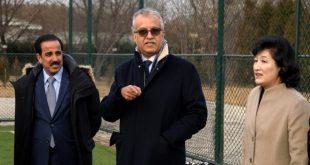 Scheich bin Ebrahim Al Khalifa bleibt AFC-Präsident