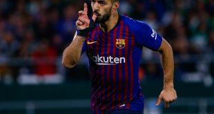 Luis Suarez bewahrte Barcelona vor einer Niederlage
