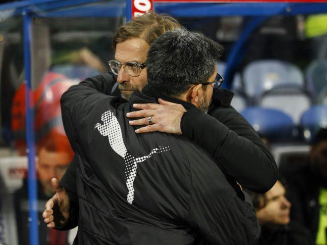 Klopp und der Neu-Schalker Wagner sind enge Freunde