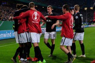 Pokal in Sicht: RB Leipzig steht im Finale