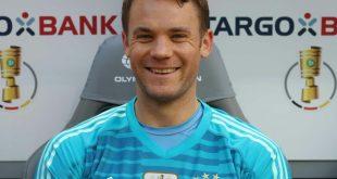 Manuel Neuer wird im DFB-Pokalfinale auflaufen