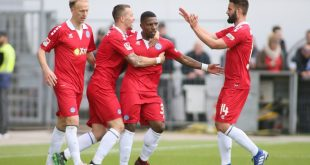 2:0-Erfolg für den MSV Duisburg gegen Kiel