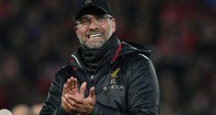 Auszeichnung für Liverpool-Trainer Jürgen Klopp