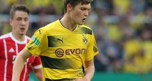 Luca Kilian wechselt von der BVB-Reserve nach Paderborn