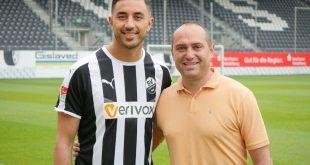 Bouhaddouz unterschreibt bei Zweitligist SV Sandhausen