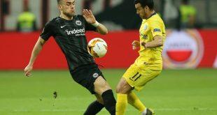 Frankfurt will ins Europa-League-Finale einziehen