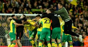 Norwich City ist Meister