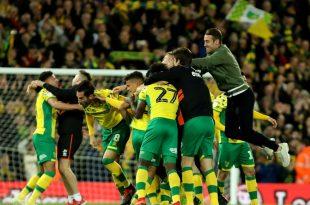 Norwich City ist Meister