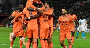 Olympique Lyon ist in der Champions League dabei