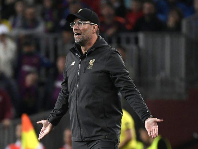 Klopp steht mit Liverpool kurz vor dem Aus