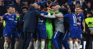 Der FC Chelsea besiegt Frankfurt im Elfmeterschießen