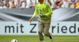 Gabor Kiraly beendet mit 43 Jahren seine aktive Karriere