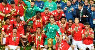 TV: 9,96 Millionen Zuschauer sahen das DFB-Pokalfinale