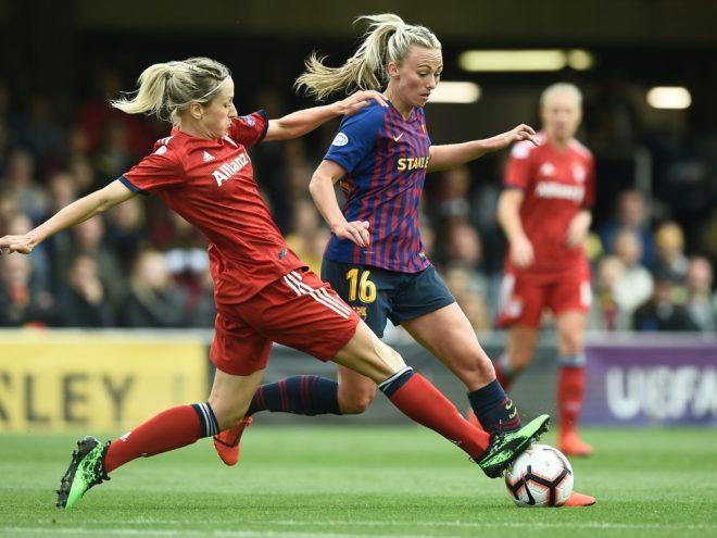 Die UEFA will den Frauenfußball weiter fördern
