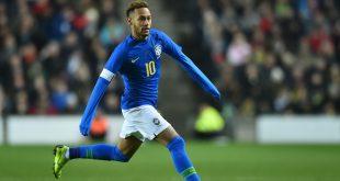 Führt das Aufgebot der Brasilianer an: Superstar Neymar