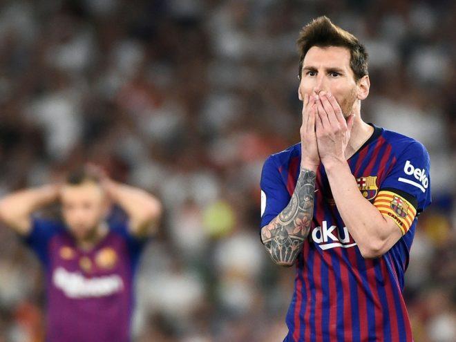 Messi verliert mit Barca das Pokalfinale gegen Valencia