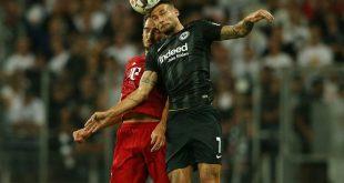 Danny Blum (r.) kommt von Eintracht Frankfurt