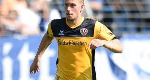 Jannik Müller verlängert bei Zweitligist Dynamo Dresden