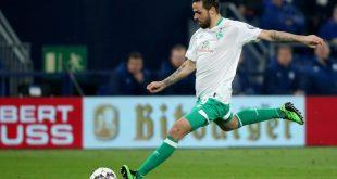 Traf doppelt gegen Oldenburg: Martin Harnik