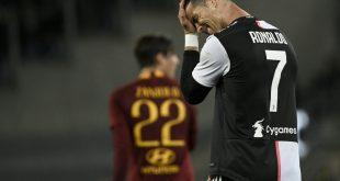 Ronaldo und Juve warten seit drei Spielen auf einen Sieg
