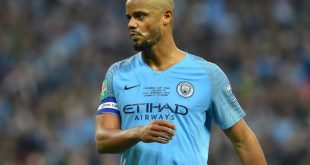 Verlässt Manchester City: Vincent Kompany