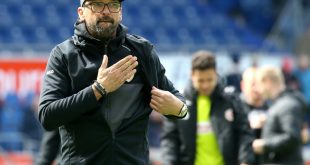 Wollitz steht mit Cottbus in der ersten DFB-Pokal-Runde