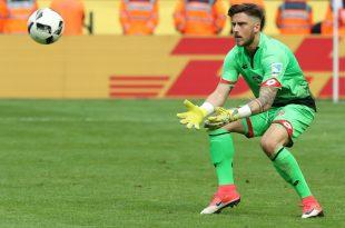 Erhält in Paderborn einen Vertrag bis 2022: Jannik Huth