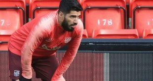 Luis Suarez muss am Meniskus operiert werden
