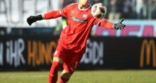 Eine weitere Saison in lila-weiß: Nils Körber