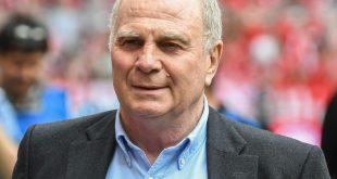 Laut Hoeneß beschäftigt sich der FCB mit Leroy Sane