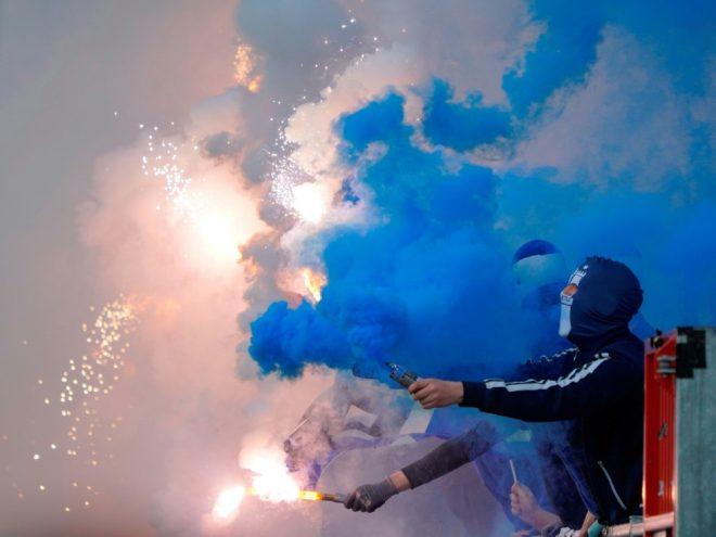 HSV zahlt erneut für Verhalten der Fans