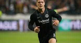 Luka Jovic wechselt wohl doch nicht zu Real Madrid