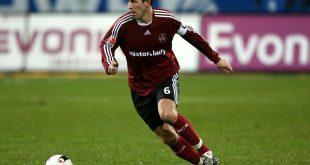 Tomas Galasek spielte zwischen 2006 und 2008 in Nürnberg