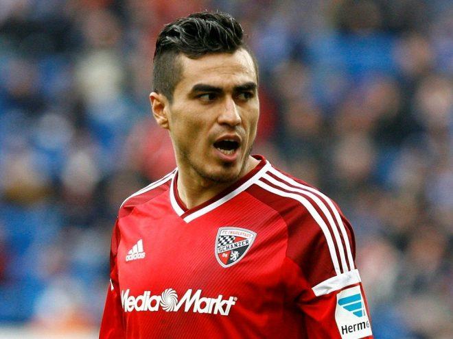 Dario Lezcano trifft gegen Wehen Wiesbaden doppelt